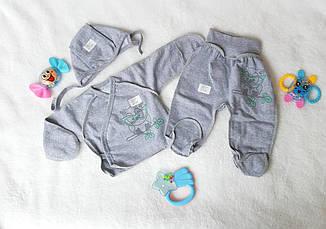 Комплект для новорожденных (футер)