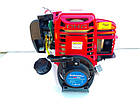 Мотор лодочный подвесной Vorskla ПМЗ 4000 (4х тактный). Лодочный мотор Ворскла, фото 2