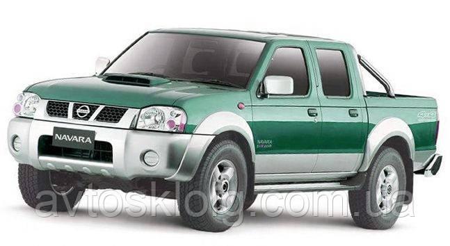 Стекло лобовое для Nissan Pathfinder R51/Navara D40/Frontier/X-Terra (Внедорожник, Пикап) (2005-)