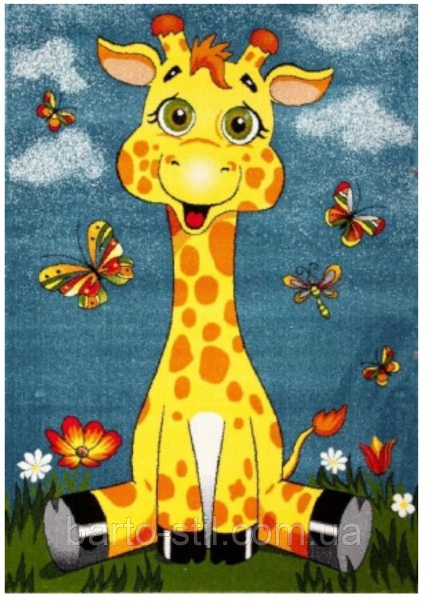 Ковёр колибри жираф 2.00х3.00 м.