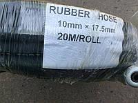 10 маслобензостойкий рукав, 10*17.5-1,0 ГОСТ 10362-76 внутренний диаметр 6мм с нитяным усилением