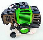 Мотор лодочный подвесной Vorskla ПМЗ 5252 измененный редуктор. Лодочный мотор Ворскла, фото 3