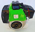 Мотор лодочный подвесной Vorskla ПМЗ 5252 измененный редуктор. Лодочный мотор Ворскла, фото 6