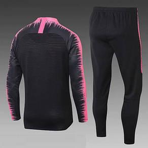Спортивный костюм ПСЖ (Тренировочный клубный костюм PSG) Финальная Распродажа, фото 2