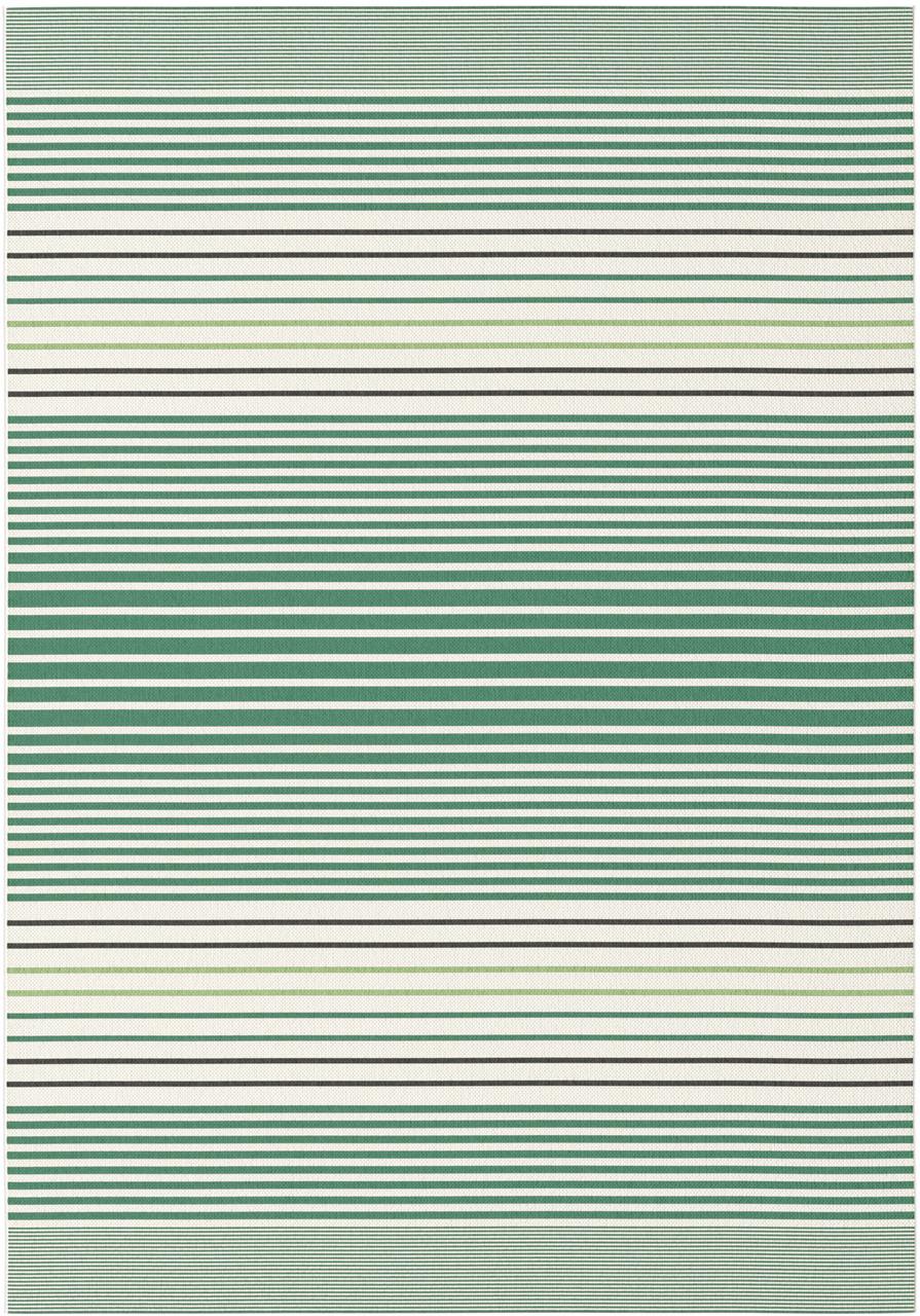 Безворсовый ковер-рогожка Balta Стар светло зелёный
