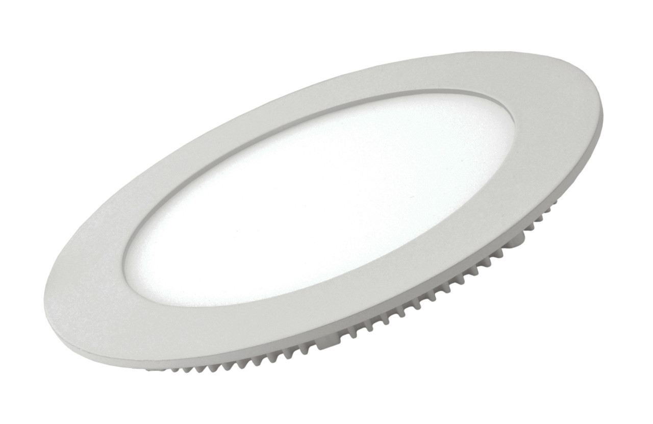 LED-DLR-6/3 Светильник круглый Downlight NEW 6W 3000K