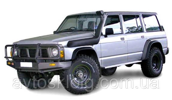 Стекло лобовое для Nissan Patrol 160/Safari (Внедорожник) (1980-1997)
