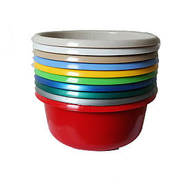 Миска пластиковая для холодных и горячих продуктов, 10л  ММ