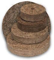 Круг войлочный полировальный 55х20х22 ( мягкий )