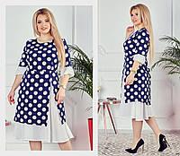 18018eae3ce Платье Женское Осень Зима 50 52 54 Размер — Купить Недорого у ...