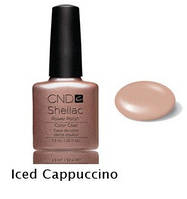 Гель-лак Shellac Iced Cappuccino 7,3 ml 503 (бежевый)