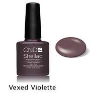 Гель-лак Shellac Vexed Violette7,3 ml 545 (фиолетовый перламутр)
