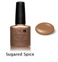 Гель-лак Shellac Sugared Spice	7,3 ml 544 (перламутр)