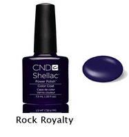 Гель-лак Shellac Rock Royalty 7,3 ml 524 (фиолетовый, матовый)