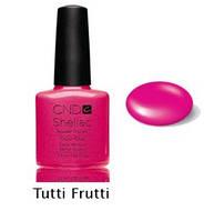 Гель-лак Shellac Tutti Frutti 7,3 ml 506 (фуксия с микроблеском)