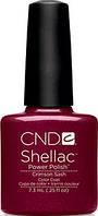 Kол.Осень 2014 Modern Folklore Shellac Crimson Sash 7,3 мл (фиолетово-сиреневый)