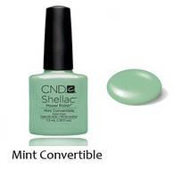 Kол.Весна 2014 Open Road Shellac Mint Convertible Color 7,3 мл (мятный)