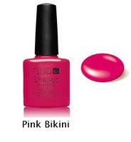 Лет. кол. 2013 Shellac Pink Bikini 7,3 мл (ярко-розовый эмалевый)