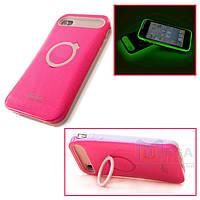 I-Glow Флуоресцентный чехол для Apple iPhone 4/4S, фото 1