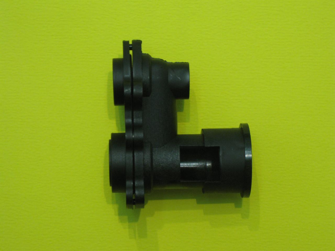 Передняя пластмассовая часть гидроблока 3003201629 (D003201629) Demrad Kalisto Mono HK / BK D, Nitron HK /BK F, фото 2