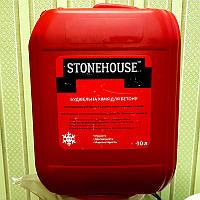 Добавка Противоморозная в бетон (Строительная химимя для бетона) -15 С, 10л