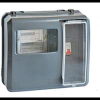 Ящик для 1-3 фазного лічильника DOT3. 1,9 модулів НІК