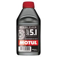 MOTUL DOT 5.1 Brake Fluid 0.5мл.