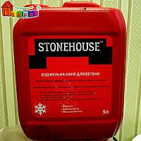 Добавка Противоморозная в бетон (Строительная химимя для бетона) -15 С, 5л