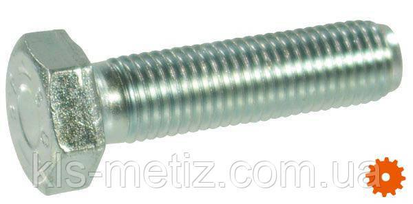 Болт с мелким шагом резьбы, нержавеющий  DIN 961 А2, фото 2