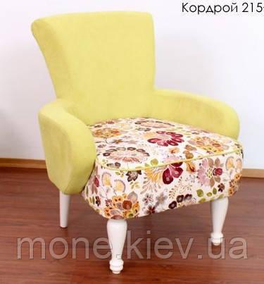 """Кресло с текстильной обивкой """"Любава"""""""