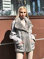 Новая коллекция курток с мехом, 44/46 размер, фото 1