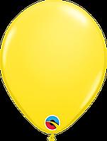 """Воздушный шар стандарт Yellow/Желтый Q 05"""""""