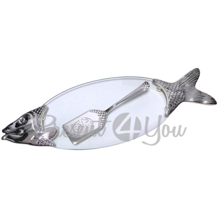 Блюдо «Рыба», 56х19 см (460-0001)