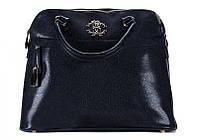 Стильная женская черная сумка Roberto Cavalli