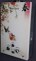 Газовая колонка Виктория JSD 08 дисплей, весна