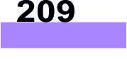 Хлопковые нитки мулине (Франция) 209 Цв. лаванды, т.