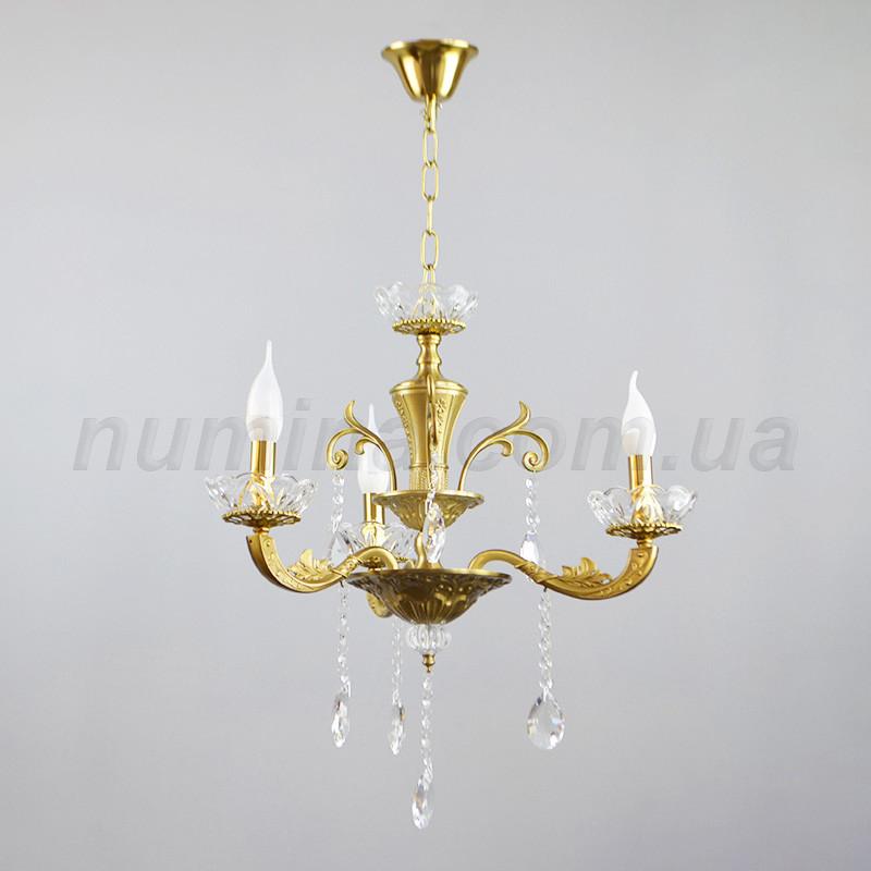 Люстра подвесная на три лампы 3-N3033/3AB