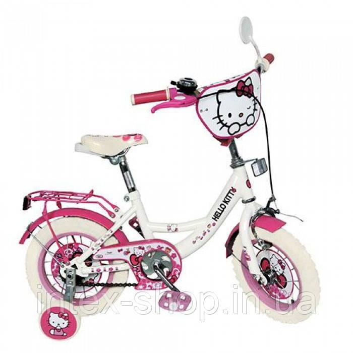 Двухколесный велосипед PROFI HK 0073 W