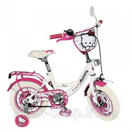 Двухколесный велосипед PROFI HK 0073 W, фото 2