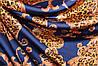 Ткань шелк армани принт  из коллекции DOLCE & GABBANA №401