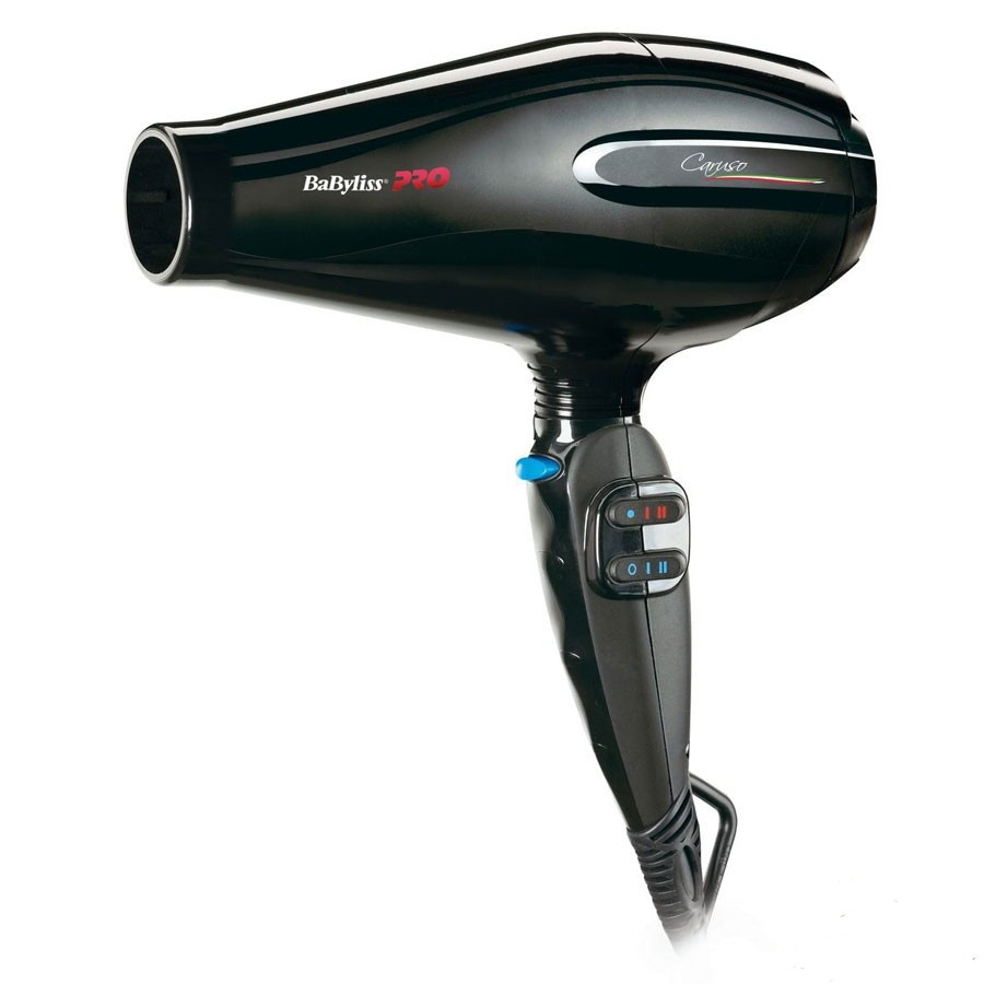 Фен для волос BaByliss PRO Caruso ionic (BAB6510IRE)