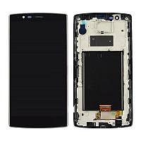 LCD LG G4/H815 + touch + frame Black Original