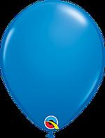 "Воздушный шар стандарт Dark Blue/Синий Q 05"""