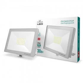 LED прожектор TITANUM 30W 6000K 220V
