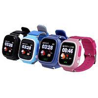 Наручные часы Smart часы детские с GPS Q90