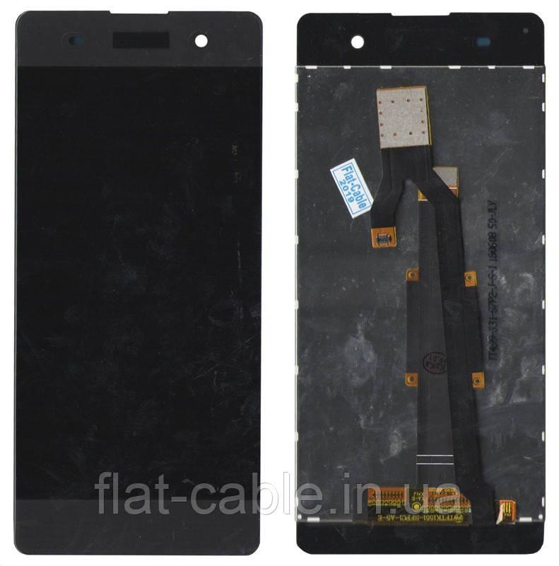 Дисплей + сенсор Sony F3112 Xperia XA, F3111, F3113, F3115 , F3116 Dual Сірий