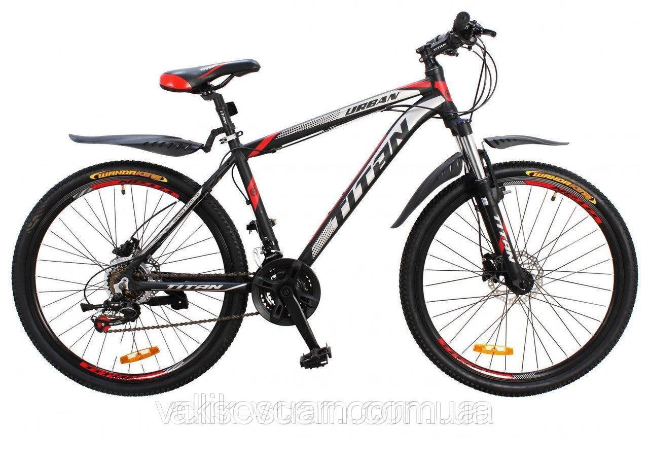 """Велосипед Titan"""" Urban - 26 """"( Гидравлика ), фото 1"""