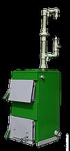 Твердотопливный котел Колви Ктк 12 кВт