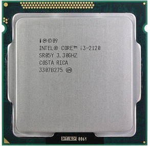 Процессор Intel Core i3-2120 /2(4)/ 3.3GHz  + термопаста 0,5г, фото 2