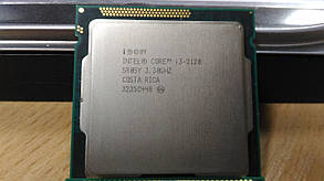 Процессор Intel Core i3-2120 /2(4)/ 3.3GHz  + термопаста 0,5г, фото 3
